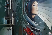 Klaus Manz - Graffiti