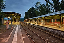 Joachim Konradi - Bahnhof Villa Hügel Essen