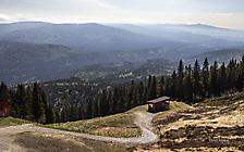 Blick vom Arber - Bayerischer Wald 0001