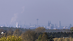 Köln - Fernsicht