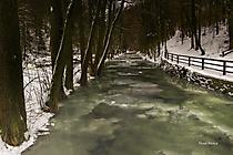 Winter - Eisbach
