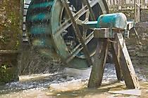 Wasserrad  Oelcheshammer