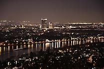 Drachenfels_Bonn bei Nacht